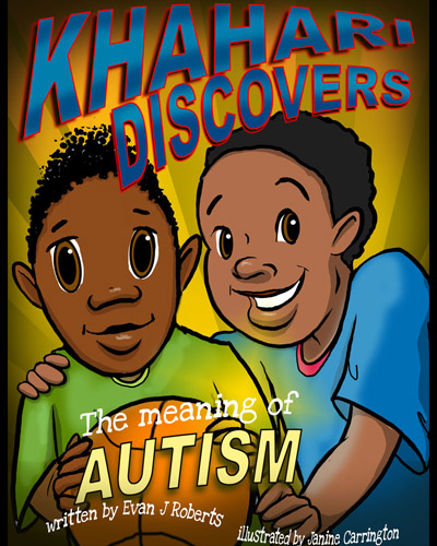 Khahari Discovers the Meaning of Autism | Evan Roberts