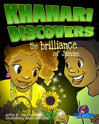 Khahari Discovers the Brilliance of Janae